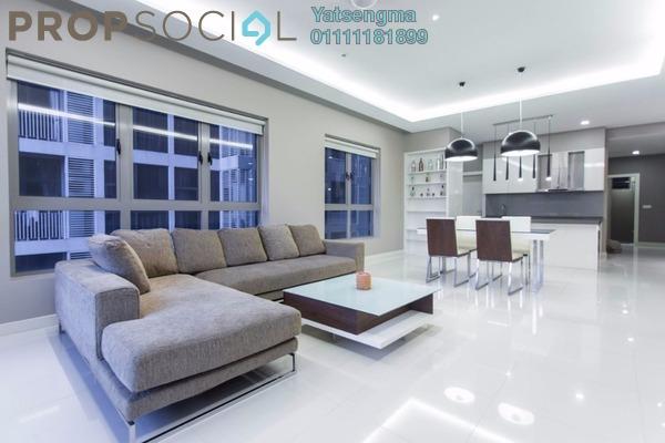 For Sale Condominium at 6 Ceylon, Bukit Ceylon Freehold Fully Furnished 3R/2B 1.5m