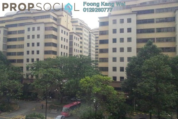 For Rent Office at Plaza Mont Kiara, Mont Kiara Freehold Unfurnished 0R/0B 3.1k