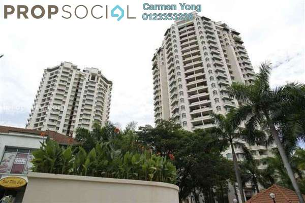For Rent Condominium at Riana Green, Tropicana Leasehold Semi Furnished 3R/3B 2.3k
