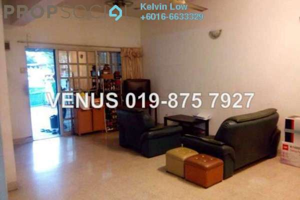 For Sale Terrace at SS2, Petaling Jaya Freehold Semi Furnished 5R/3B 950k