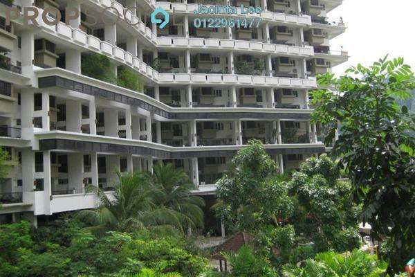 For Sale Condominium at Armanee Terrace I, Damansara Perdana Leasehold Semi Furnished 4R/3B 880k