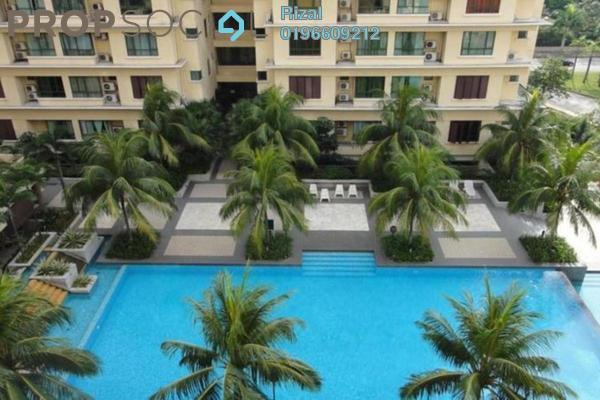 For Sale Apartment at Sri Acappella, Shah Alam Leasehold Unfurnished 3R/2B 350k