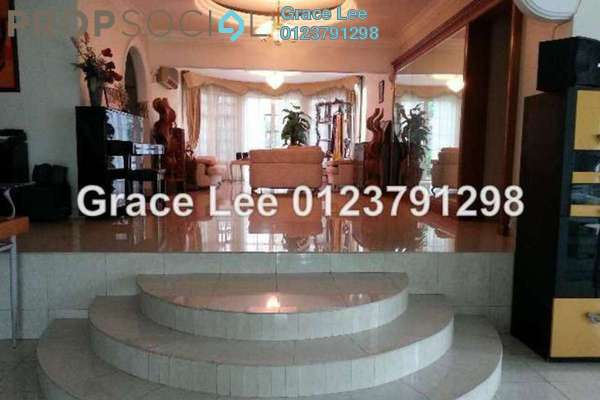 For Sale Bungalow at Section 16, Petaling Jaya Leasehold Fully Furnished 8R/6B 4.5m