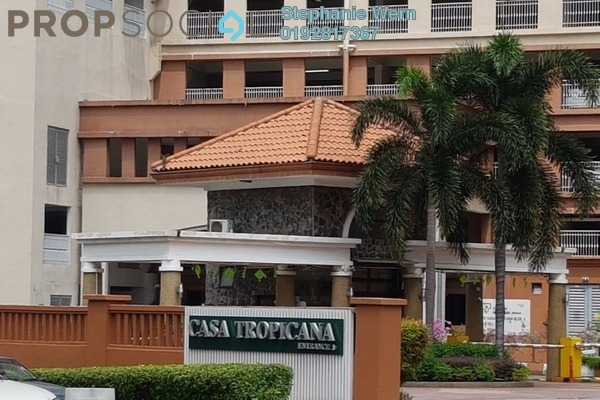 For Sale Condominium at Casa Tropicana, Tropicana Leasehold Fully Furnished 2R/2B 810k