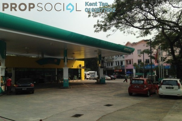 For Sale Shop at Taman Kepong Indah, Kepong Leasehold Unfurnished 2R/1B 140k