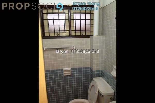 For Sale Terrace at Taman Seputeh, Seputeh Freehold Semi Furnished 4R/4B 1.8m