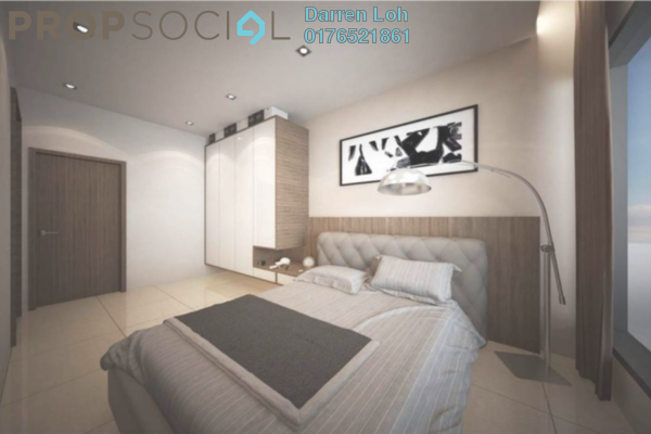 For Sale Condominium at CyberSquare, Cyberjaya Freehold Semi Furnished 1R/1B 270k