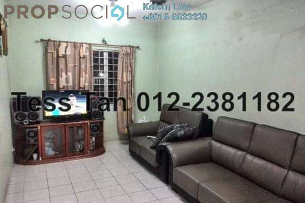For Sale Apartment at Tainia Apartment, Kota Damansara Leasehold Semi Furnished 3R/2B 318k