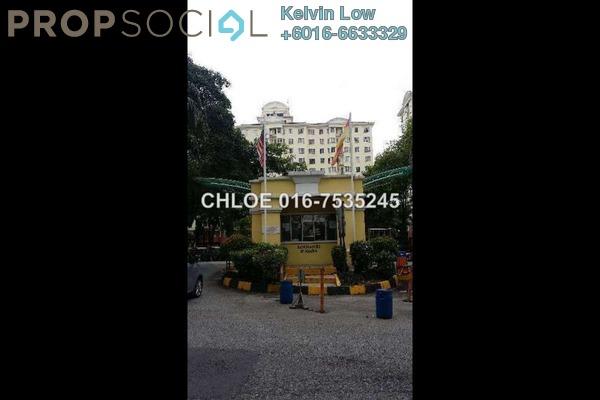 For Sale Apartment at D'Kiara Apartment, Pusat Bandar Puchong Freehold Semi Furnished 3R/2B 380k