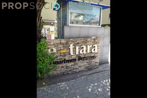 For Rent Apartment at e-Tiara, Subang Jaya Freehold Fully Furnished 2R/2B 2.25k