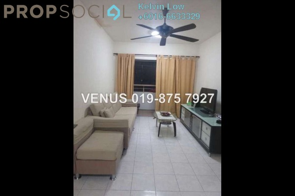 For Sale Apartment at Flora Damansara, Damansara Perdana Leasehold Fully Furnished 3R/2B 260k