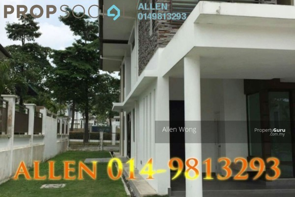 For Rent Semi-Detached at Golf View Apartment, Bukit Jambul Leasehold Semi Furnished 6R/5B 5.5k