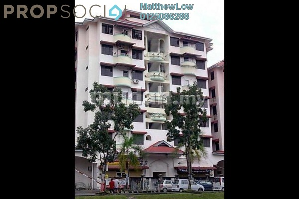For Rent Apartment at Bayan Permai Apartment, Bayan Lepas Freehold Unfurnished 3R/2B 830translationmissing:en.pricing.unit