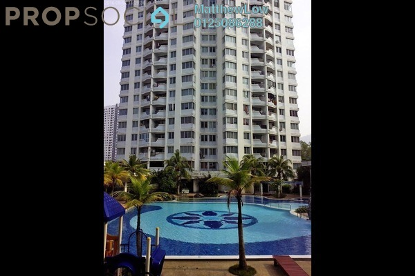 For Sale Condominium at U-Garden, Gelugor Freehold Unfurnished 3R/3B 440k