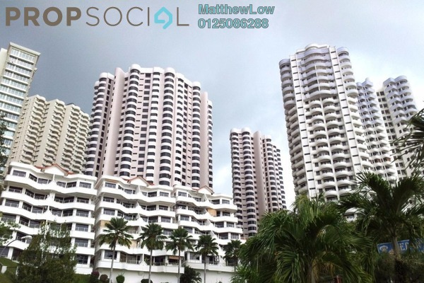 For Rent Condominium at Mar Vista, Tanjung Bungah Freehold Unfurnished 3R/3B 1.6k