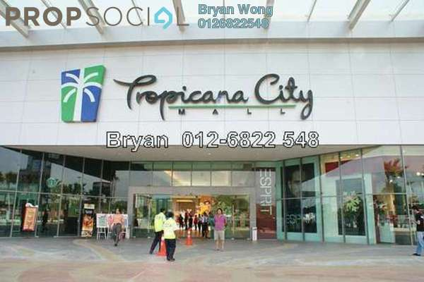 For Sale Condominium at Tropicana City Tropics, Petaling Jaya Freehold Fully Furnished 2R/2B 700k