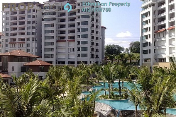 For Sale Condominium at Ara Hill, Ara Damansara Freehold Semi Furnished 4R/3B 1.28m