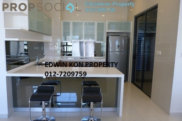 For Rent Condominium at Mirage Residence, KLCC Freehold Fully Furnished 3R/2B 5.6k