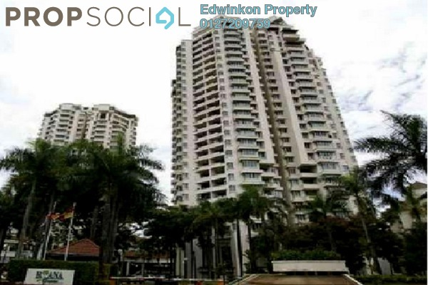 For Sale Condominium at Riana Green, Tropicana Leasehold Semi Furnished 4R/3B 675k