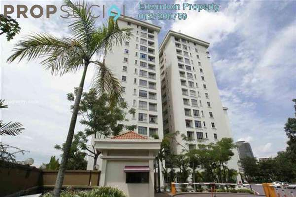 For Sale Condominium at Sri Langit, Seputeh Freehold Semi Furnished 8R/6B 4m