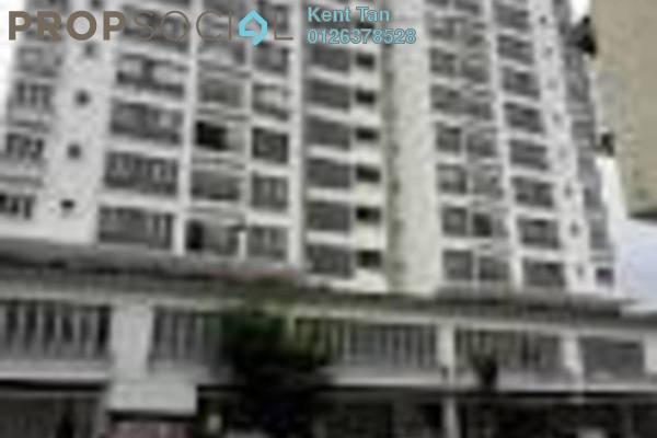 For Rent Apartment at Teratai Residence, Ampang Leasehold Semi Furnished 3R/2B 1.1k