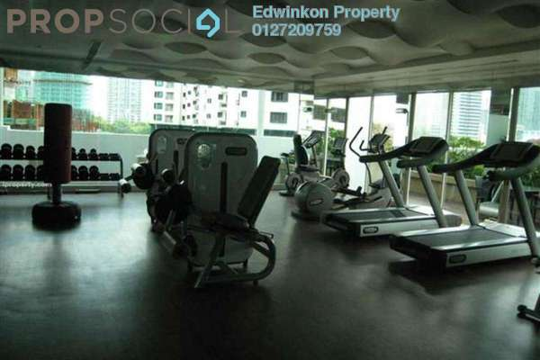 For Sale Condominium at Binjai Residency, KLCC Freehold Semi Furnished 4R/3B 2.3m