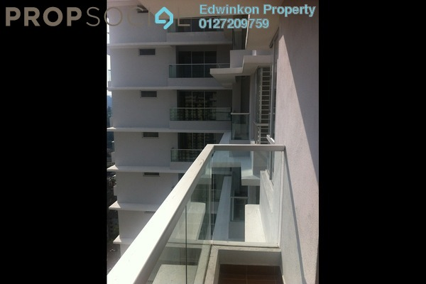 For Rent Condominium at Platinum Hill PV2, Setapak Freehold Semi Furnished 3R/2B 2.2k