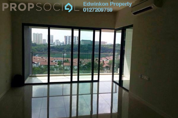 For Rent Condominium at A'Marine, Bandar Sunway Leasehold Semi Furnished 3R/2B 3k