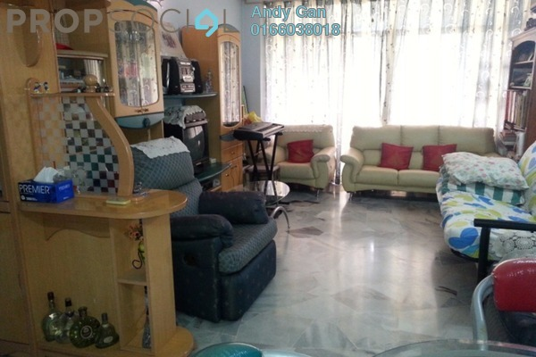For Sale Apartment at Taman Shamelin Perkasa, Cheras Leasehold Semi Furnished 3R/2B 388k