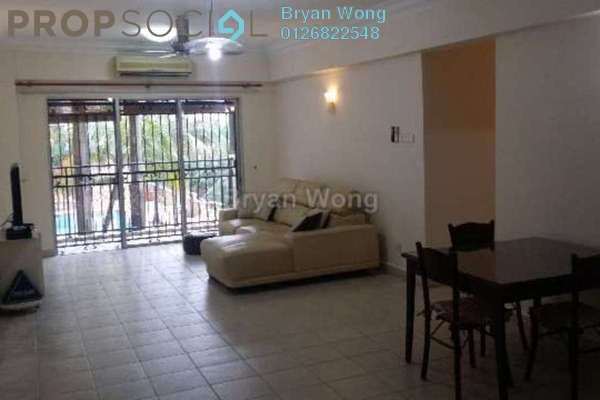 For Rent Condominium at Ken Damansara I, Petaling Jaya Freehold Fully Furnished 2R/2B 2k