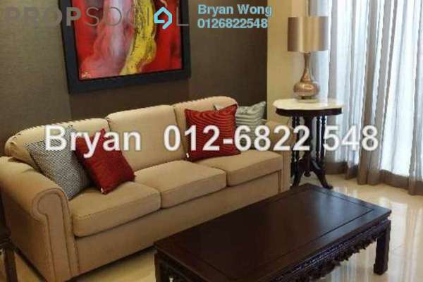 For Rent Condominium at Five Stones, Petaling Jaya Freehold Fully Furnished 3R/4B 4.5k