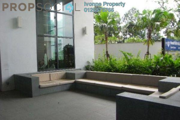 For Rent Condominium at Zehn Bukit Pantai, Bangsar Leasehold Semi Furnished 4R/5B 7k