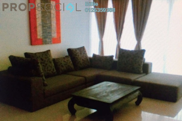 For Rent Condominium at Mont Kiara Banyan, Mont Kiara Freehold Fully Furnished 4R/3B 8k