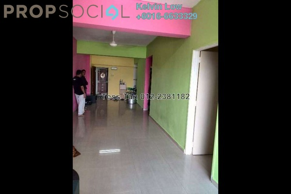 For Sale Condominium at Kepong Central Condominium, Kepong Leasehold Semi Furnished 3R/2B 320k
