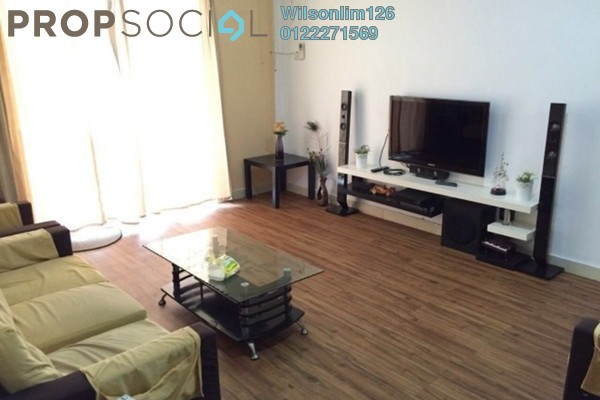 For Sale Apartment at Fortune Park, Kepong Leasehold Fully Furnished 4R/2B 475k