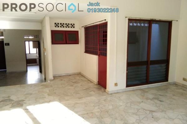 For Rent Terrace at Danau Kota, Setapak Leasehold Semi Furnished 6R/6B 3k