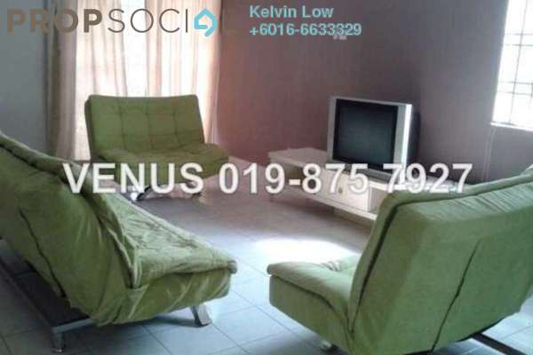 For Sale Condominium at Pelangi Damansara, Bandar Utama Leasehold Fully Furnished 3R/1B 500k