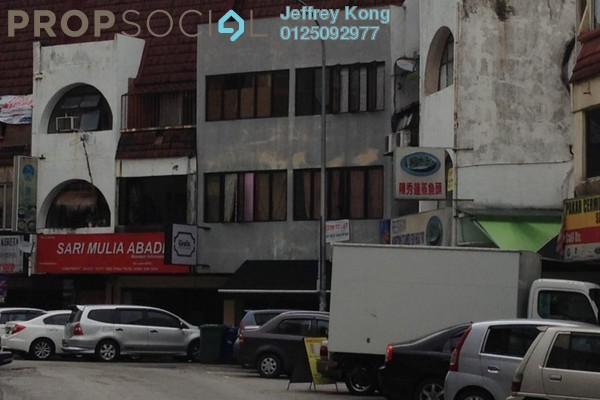 For Rent Shop at SS15, Subang Jaya Freehold Unfurnished 0R/4B 11k