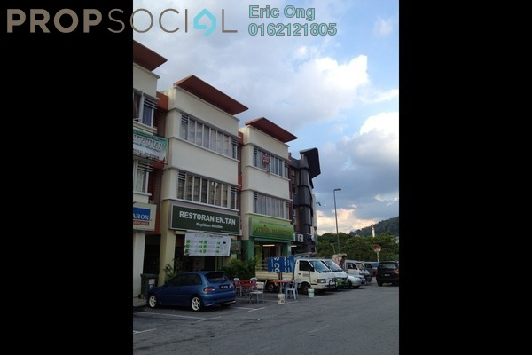 For Rent Office at Rampai Business Park, Setapak Leasehold Unfurnished 3R/2B 2k