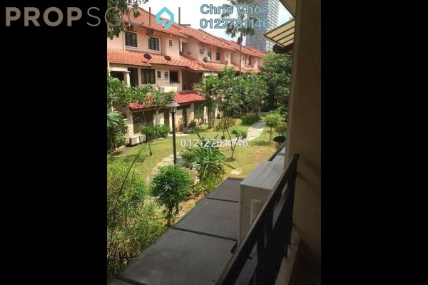 For Sale Townhouse at Parkville Garden Townhouse, Sunway Damansara Leasehold Fully Furnished 5R/6B 1.8m