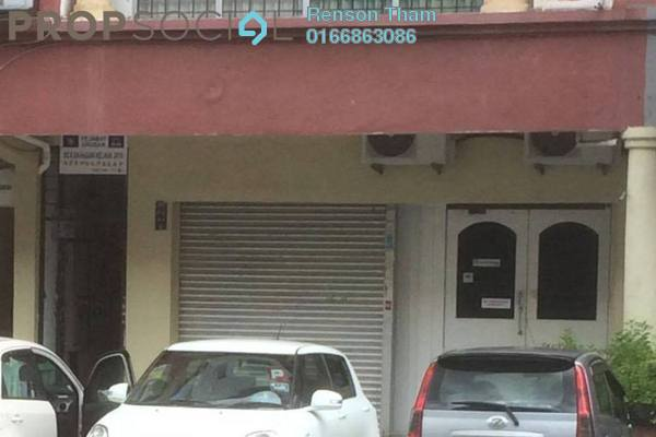 For Rent Shop at USJ 1, UEP Subang Jaya Leasehold Unfurnished 0R/0B 3.3k