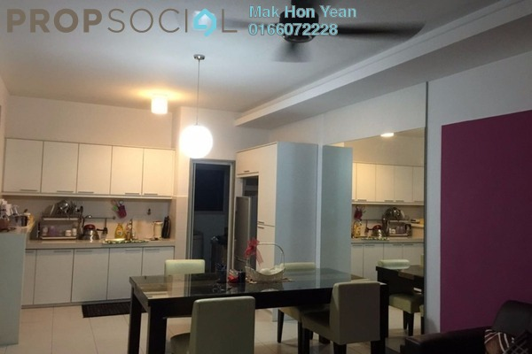 For Sale Condominium at Suria Jelatek Residence, Ampang Hilir Leasehold Fully Furnished 3R/2B 508k