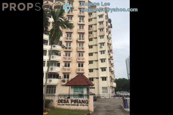 For Sale Condominium at Desa Pinang, Gelugor Leasehold Fully Furnished 3R/2B 390k
