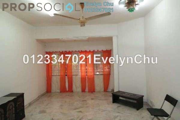 For Sale Terrace at Taman Mayang Jaya, Kelana Jaya Freehold Semi Furnished 4R/3B 1000k
