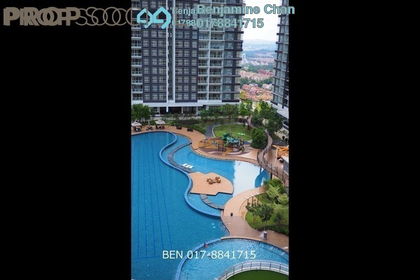 For Sale Condominium at Damansara Foresta, Bandar Sri Damansara Freehold Semi Furnished 4R/3B 800k