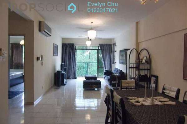For Sale Condominium at Cascadium, Bangsar Freehold Semi Furnished 2R/2B 1.2百万