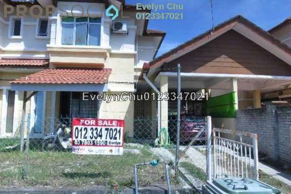 For Sale Semi-Detached at Puncak Alam Jaya Residences, Shah Alam Leasehold Unfurnished 3R/2B 469k