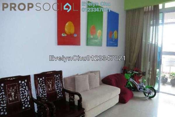 For Sale Serviced Residence at Beverly Residence, Bandar Utama Leasehold Semi Furnished 3R/2B 780k