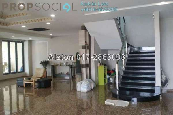 For Sale Semi-Detached at Taman Tasik Prima, Puchong Leasehold Semi Furnished 5R/6B 1.5m