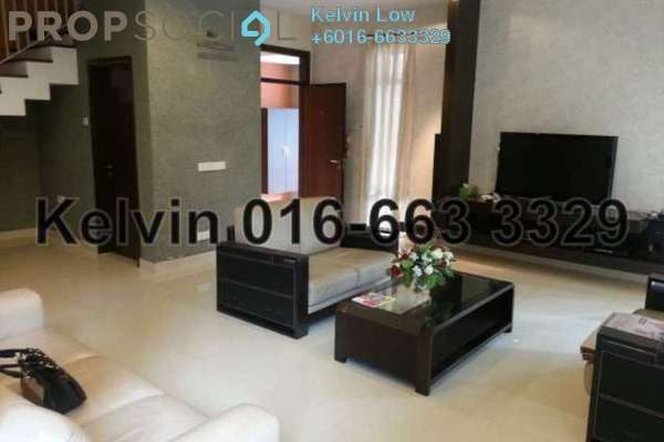 For Sale Semi-Detached at Changkat Kiara, Dutamas Freehold Semi Furnished 5R/6B 3.2m